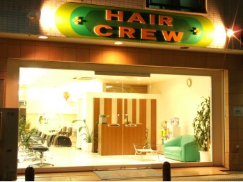 ヘアクルー(HAIR CREW)(大阪府東大阪市)
