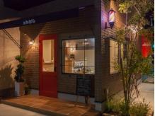 【JR阪和線 六十谷駅 徒歩5分】レンガ造りの建物がサロンです☆