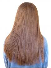 トリートメント成分豊富なリシオ縮毛矯正★ヘアケアにもこだわる【Leaf】で髪に優しいストレートをご体験♪