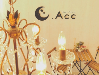 ヘアープレイス ピリオドアック(Hair Place .Acc)(大阪府和泉市/美容室)