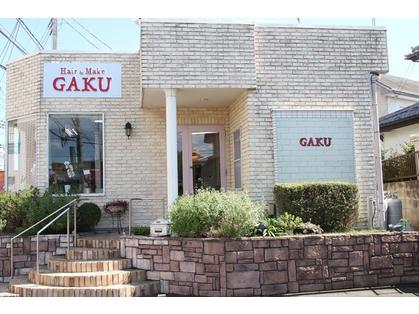 ヘアーアンドメイクガク(Hair&Make GAKU) image