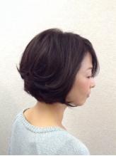 【リタッチ白髪染めカラー+プレTR☆¥3996】髪と地肌にも優しいコラーゲン配合で、手触りもツルツル♪