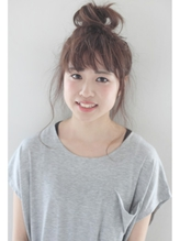 夏のまとめ髪☆ まとめ髪.49