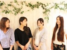 【ご新規様お得☆カット+[ツヤツヤ]カラー+プレTr ¥3000】女性STYLIST多数在籍!!なんでも相談して下さい♪