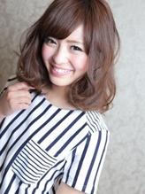 【throw】大人可愛いふんわりパーマ☆ 女子力.20