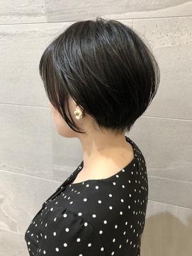 【*Mereve*】黒髪ショートボブ