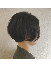 guest style ハンサムショート.33