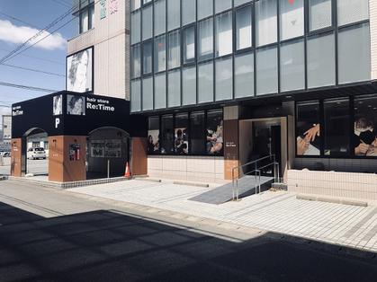 ヘア ストア リタイム(hair store Re-Time) image