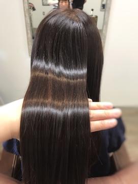 髪質改善カラーエステ【verite 南柏】