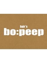 ヘアーズ ボーピープ(hair's bo:peep)