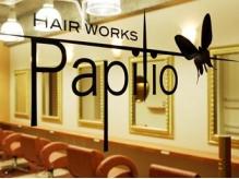 ヘアーワークスパピリオ 長津田店(HairworksPapilio)の詳細を見る