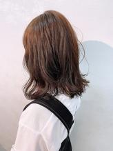 ナチュラルブラウンヘア.36