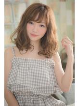 ゆるふわ☆セミディ~スウィーティーアッシュ 脱力系.19