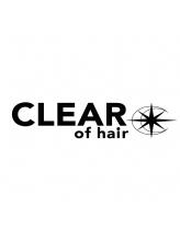 クリアーオブヘアー 栄南店(clear OF HAIR)