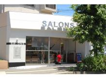 サロンズヘアー 府中店(SALONS HAIR)
