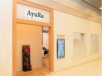 アユラ イオン八戸田向店(AyuRa)(青森県八戸市/美容室)