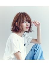 *愛されカール前髪☆デジタルパーマクラシカルロブ♪鈴木嵩平 2017,ボブ.39