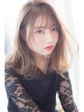 外国人風エアリー【Shelia町田】.51