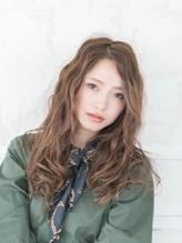 モード系ワンピースにも合うウェーブロング【AUTRE綱島店】.35