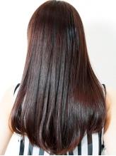 髪の内部にアミノ酸をたっぷり浸透させ、髪の持つ美しさを引き出す【アミノセラピー縮毛矯正】が凄い♪