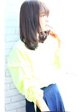【デュアプレ】無造作セミディー .33
