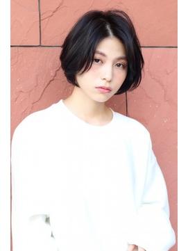 [nex表参道]美シルエットボブ