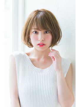 【Unami 島田梨沙】 2018夏のエアリーボブ☆