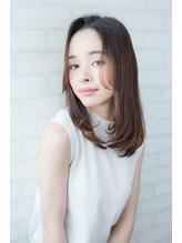 《LAGOON》大人の抜け感☆フェアリーレイヤー小顔ワンカール.1
