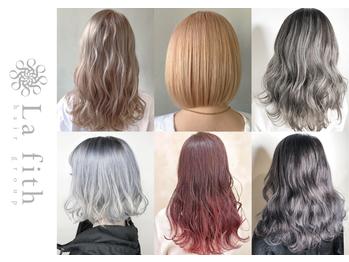 ラフィスヘアー ファン 池袋店(La fith hair fun)(東京都豊島区)