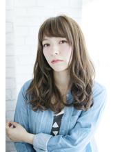 美髪デジタルパーマ/バレイヤージュノーブル/クラシカルロブ/713 Oggi.50