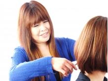 女性オーナー1人だけのマンツーマンサロン☆女性同士だから分かり合える、同世代だから分かり合えると人気!