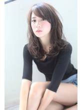 【Mariabyafloat】30.40代ワンサイドタンバルモリセミロング .16