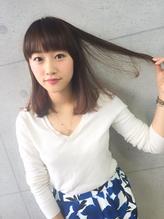 【Mignon】♯まるちゃんcolor×清楚セミディ.57