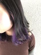 INNER×COLOR purple.1