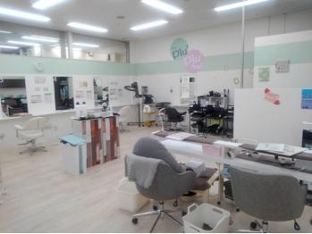 美容室 プリュ サンリブ若松店(Plu')