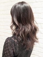 ダークチョコレートブラウンの深みが秋冬に人気のヘアカラー☆ ヘアアイロン.48