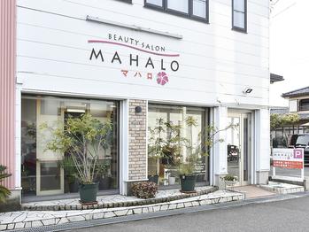 マハロ(福井県福井市/美容室)