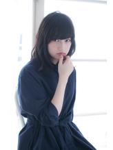 【carin 川崎】暗髪グレージュロブ .18