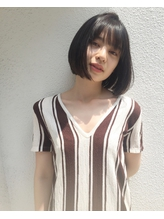 【salon dakota /MAI】ストレートBOB.13