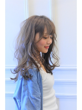 emu☆スウィートカーリー×ショコラグレージュ