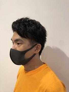 [Pap's甲東園] メンズショートスタイル