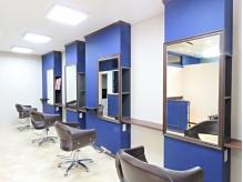 ヘアーサロン ベレッザルッソ(hair salon belleza~lusso~)