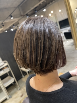 ■ハンサムショート/ショートボブ/クールショート/かき上げ前髪