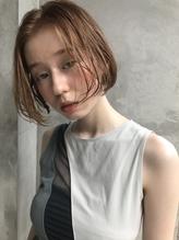 【デパール】ヘルシーレイヤー黒髪デジタルパーマイルミナカラー.38