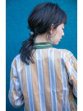 【MAULOA】結髪 簡単アレンジ 3分アレンジ