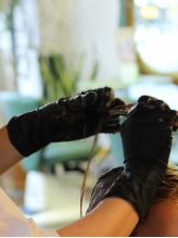 【ファーストグレーカラー】初めての白髪へのアプローチはSeaBlueにお任せ♪理想の仕上がりをご提供!!