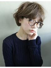 【nanuk】秋冬カラー◇透明感スモーキーマットアッシュカラー◇ 前髪パーマ.28