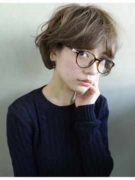 【nanuk】秋冬カラー◇透明感スモーキーマットアッシュカラー◇