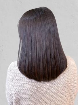 ツルツル内部補修髪質改善トリートメント