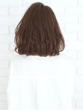前髪なしショート/ハーブカラー/抜け感/20代30代40代50代